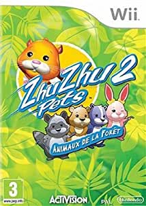 Zhu zhu pets : animaux de la forêt (jeu seul)