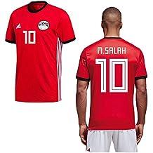 M Salah 10 Trikot Adidas Ägypten WM 2018 Home Egypt Liverpool S bis XXL