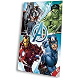 Manta polar Los Vengadores Marvel Avengers