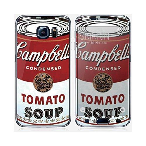 iPhone 6 Case, Cover, Guscio Protettivo - Original Design : Campbells Soup Can da Andy Warhol Samsung Galaxy S6 skin