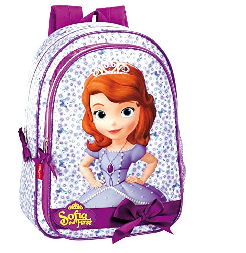 MOCHILA-DAYPACK-29CM-INFANTIL-SOFIA-THE-FIRST-LIBERTY