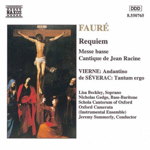 Fauré: Requiem / Messe Basse