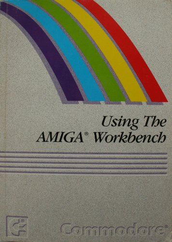 Price comparison product image Commodore Amiga Inc - Commodore Using The Amiga Workbench Instruction Manual