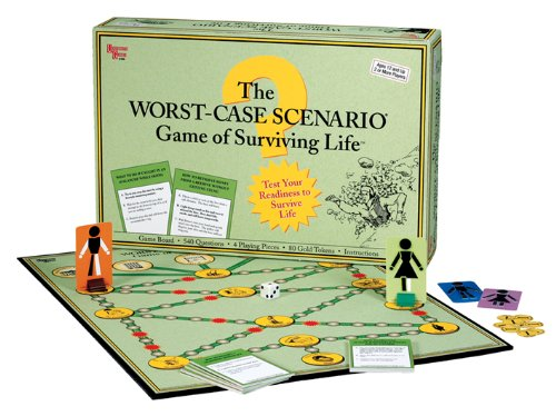 Preisvergleich Produktbild The Worst Case Scenario Game of Surviving Life