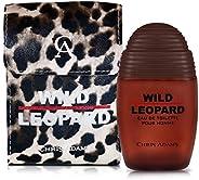 Chris Adams Perfumes Wild Leopard Eau De Toilette Perfume For Men, 100 ml