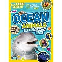 Ocean Animals Sticker Activity Book: Over 1,000 Stickers! (NG Sticker Activity Books)