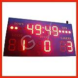 Gowe Außeneinsatz Basketball Baseball Fußball LED-Anzeigetafel