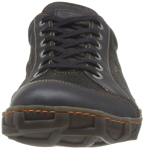Art Melbourne 783, Chaussures de ville homme Noir (Black)