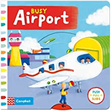 Busy Airport (Busy Books, Band 1)