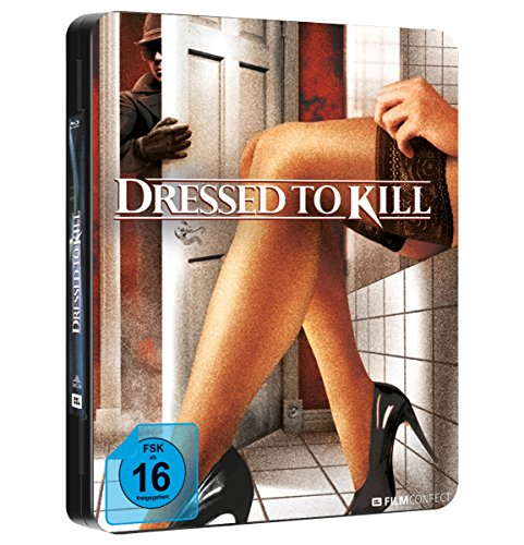 Dressed to kill - Limitierte Future Edition (Steel Edition) [Blu-ray]