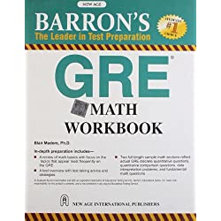 Barron`s GRE Math Workbook