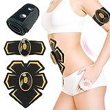 FMKYQ Muskel Stimulator Für Herren Und Damen Training Und Hauptfitness Körpertaillenmuskeln Stimulator Eignungs Ausrüstung