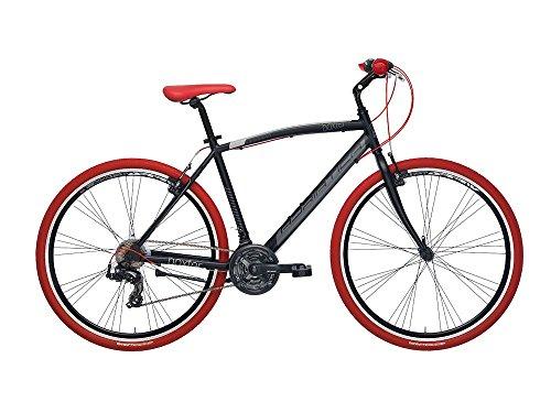 Adriatica - Bicicleta híbrida Boxter RT hombre cuadro
