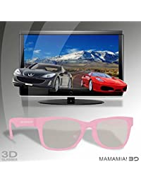 Lunettes 3D « Mamamia » Pink