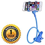 #4: Raptas Universal Flexible 360⁰ Snake Style Stand for Apple iPhone/Samsung/Android Mobiles Long Lazy Car Mobile Holder Mobile Holder. (One Year Warranty)