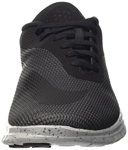 Nike Free Hypervenom Low Botas de fútbol, Hombre Nero (Black/Black-Wolf Grey-Cool Grey)