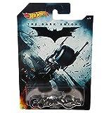 Hot Wheels Batman The Dark Knight BAT-POD Batmobile/ Rad Druckguss Auto (4/6)