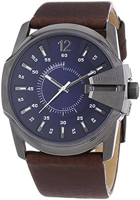 Diesel DZ1618 - Reloj de pulsera para Hombre, multicolor / marrón
