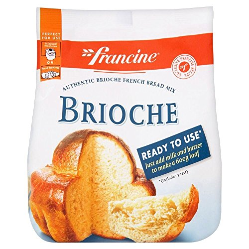 Francine Brioche (375g) - Pack of 2 Test