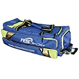 #4: RS Sports Pro Gold Cricket Kit Bag with Trolley