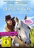Die große Pferde-Box - 2 tolle Pferde-Abenteuer in einer Box: Lucky Star - Mitten ins Herz, Ein Pferd für Moondance [2 DVDs]