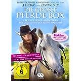 Die große Pferde-Box - 2 tolle Pferde-Abenteuer in einer Box: Lucky Star - Mitten ins Herz, Ein Pferd für Moondance