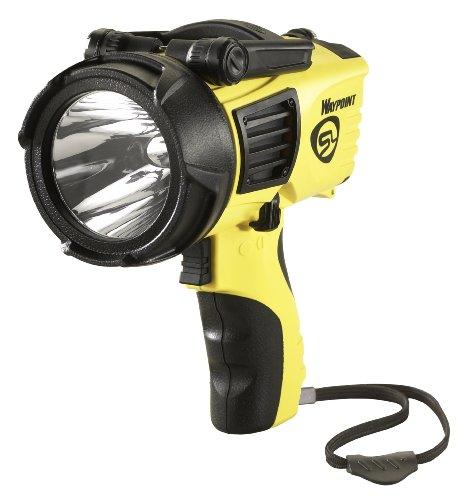 Streamlight wegpunkt Spotlight mit 120-volt AC Ladegerät, 44910