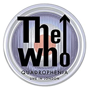 Quadrophenia - Live in London (Deluxe Édition)