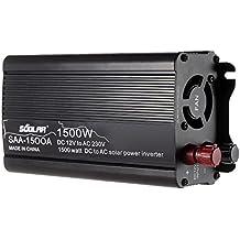 Anself Pro Inversores de corriente DC12V a AC220-240V AC 1500W/1200W/1000W/800W/500W/300W para uso hogar