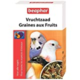 Beaphar - Graines aux fruits, alimentation complémentaire - oiseau - 150 g