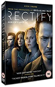 Rectify - Series 3 [DVD] [2016]