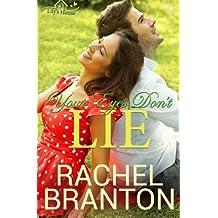 Your Eyes Don't Lie by Rachel Branton (2014-02-27)