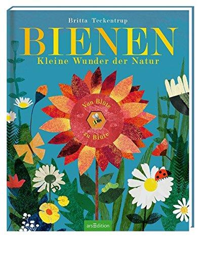 Bienen: Kleine Wunder der Natur (Britta Teckentrup Bilderbücher)