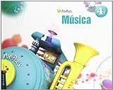 Musica 4º Primaria (Pixepolis) - 9788426383501