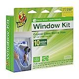 Best Window Insulation Kits - Duck Brand 281506 Indoor 10-Window Shrink Film Insulator Review