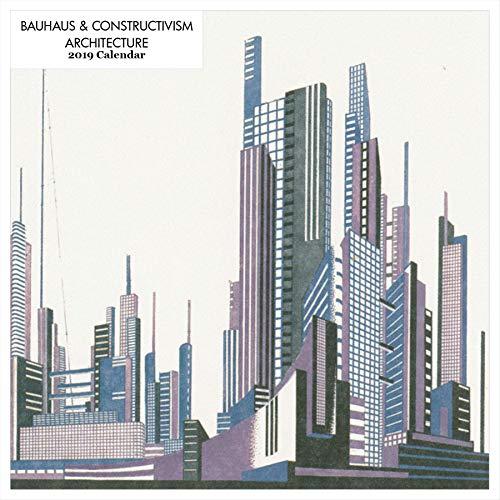 Rückblick Gruppe Bauhaus & Konstruktivismus 2019Kalender, quadratisch, (YS 1011)