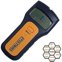 Generic Balkenfinder Wand Scanner Multi Scannen Werkzeug 3in 1Nail Metalldetektor Tester für Holz Ohrstecker AC Draht Metall Rohre detectoring mit 9V Batterie