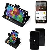 360° Schutz Hülle Smartphone Tasche für ZTE Axon mini