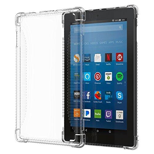 MoKo Funda Para Nuevo Amazon Fire HD 8 Tableta(8 pulgada, 7 ª...