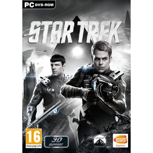 Namco Bandai Games Star Trek (2013), PS3 Básico PlayStation 3 vídeo - Juego (PS3, Básico, PlayStation 3, Acción… 4
