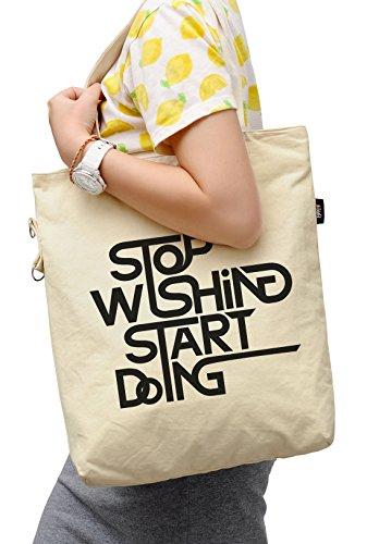 Vietsbay , Damen Tote-Tasche beige Hilarious Phrase Positive Life Quote 12