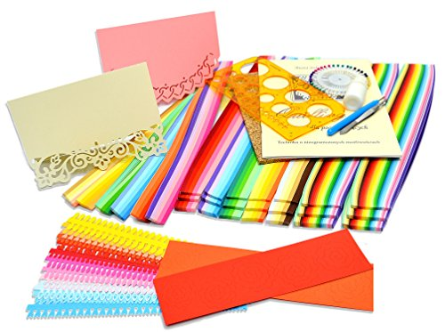 Quilling Exclusive Starter Kit XL 6000 strisce e altri