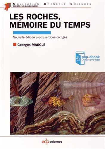 Les roches, mémoire du temps