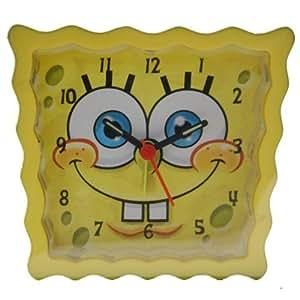 Spongebob Squarepants 3D Analogue Alarm Clock