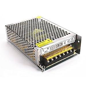 5V 12A 60W Alimentatore, TASVICOO Trasformatore di Tensione per Striscia LED