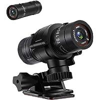 LXMIMI Action Cam, 1080P HD Kamera für Fahrrad, 120° Weitwinkel Fahrrad Kamera, Auto-Videorecorder, Berg Action Cam…