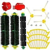 POWER-XWT 500 Serie Reemplace los Accesorios de la aspiradora para iRobot Roomba Serie 500 520 521 530 531 532 533 534 535 536 540 545 550 552 560 561 562 510 505 Piezas de Repuesto Filtro
