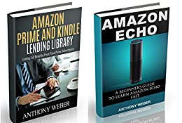 amazon echo a beginners guide to amazon echo and amazon. Black Bedroom Furniture Sets. Home Design Ideas