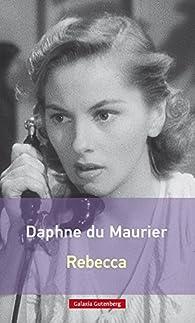 Rebecca- rústica par Daphne du Maurier