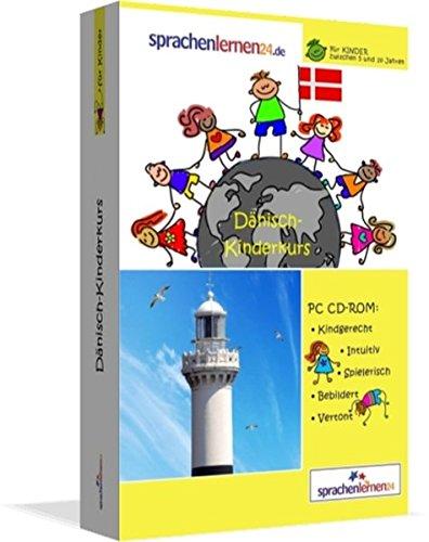 Dänisch-Kindersprachkurs von Sprachenlernen24: Kindgerecht bebildert und vertont für ein...
